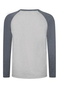 Boys Cheem raglan long sleeve t-shirt