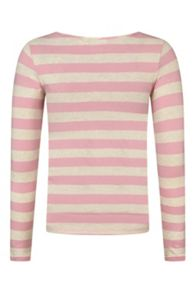 Girls Suzie Stripe deluxe t-shirt & vest