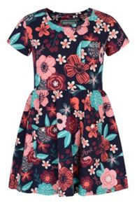 Girls Forest Florral dress