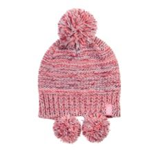 Animal Girls Betti tibetan bobble beanie