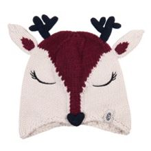 Animal Girls Metabee knitted character beanie