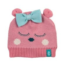 Animal Baby Girls Bettmer character beanie