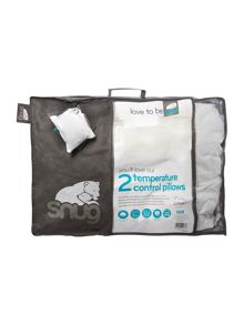 Snug Snug Temperature Control Pillow Pair