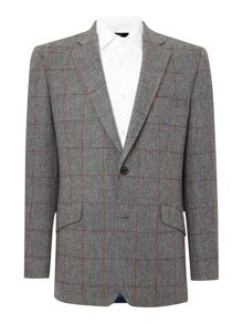 Magee Casual Button Blazer