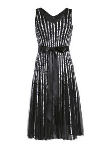 Fish Tail Party Dress