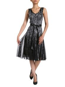 Chase 7 Fish Tail Party Dress
