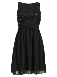 Chase 7 Sequin Embellished Dress