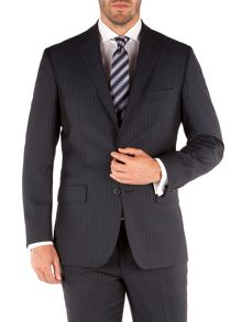 Pierre Cardin Sharkskin stripe jacket