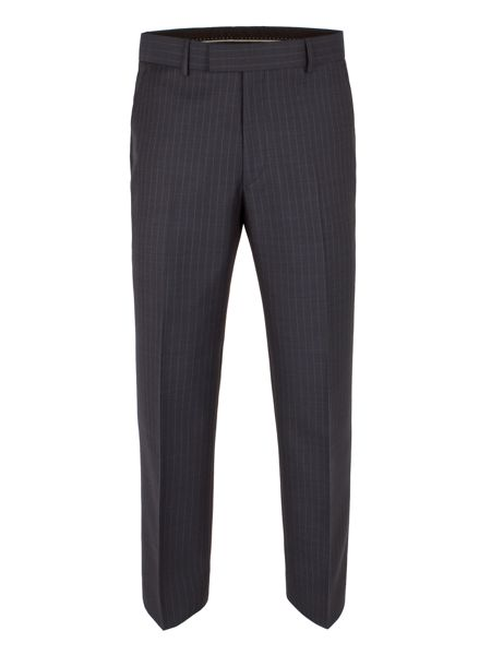Pierre Cardin Sharkskin stripe trousers