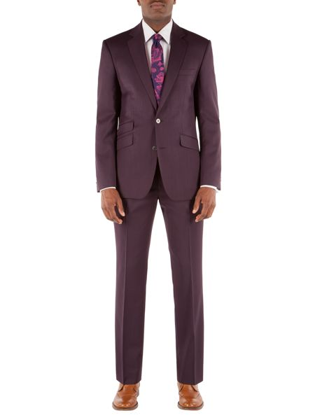 Alexandre of England Twill suit trousers