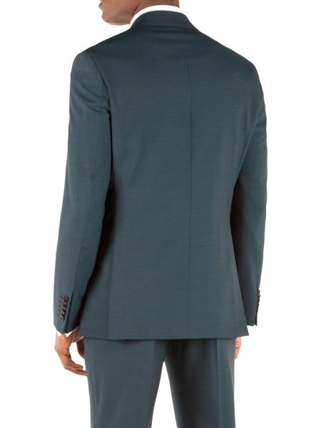 Alexandre of England Plain weave single breasted tail jacket