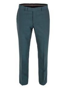Plain weave tail trousers