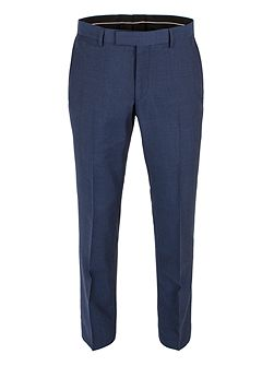 Twill tail trousers