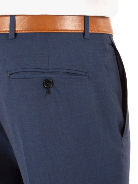 Alexandre of England Twill tail trousers