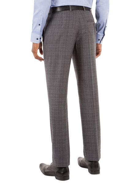 Alexandre of England Check Suit Trousers