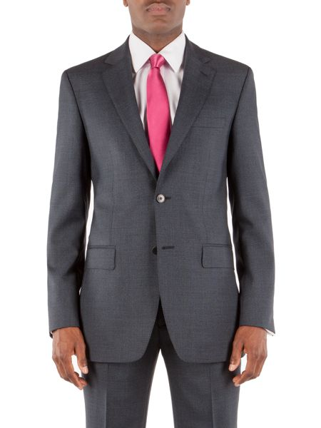 Alexandre of England Check regular fit jacket
