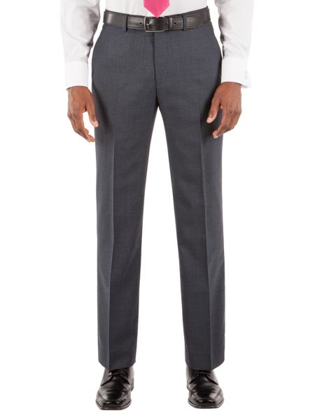 Alexandre of England Check regular fit trousers