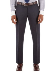 Alexandre of England Plain Flannel Suit Trousers