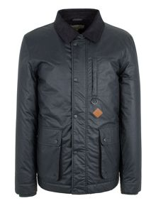 Bramham mock wax jacket