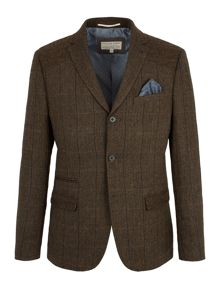 Clifton check jacket