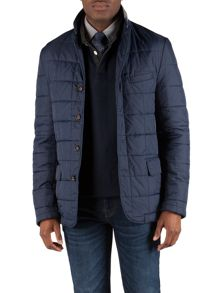 Stanley quilted jacket