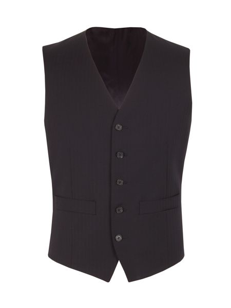Racing Green Tailored Fit Waistcoat