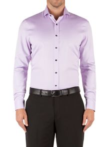 Royal Oxford Tailored Fit Cutaway Collar Shirt