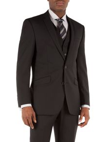 Tailored Fit Suit Jacket