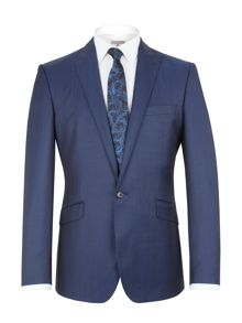 Alexandre of England Plain Peak Collar Suit