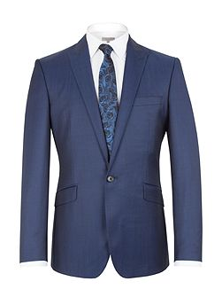 Plain Peak Collar Suit