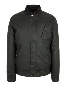 Royston short coated cotton jacket