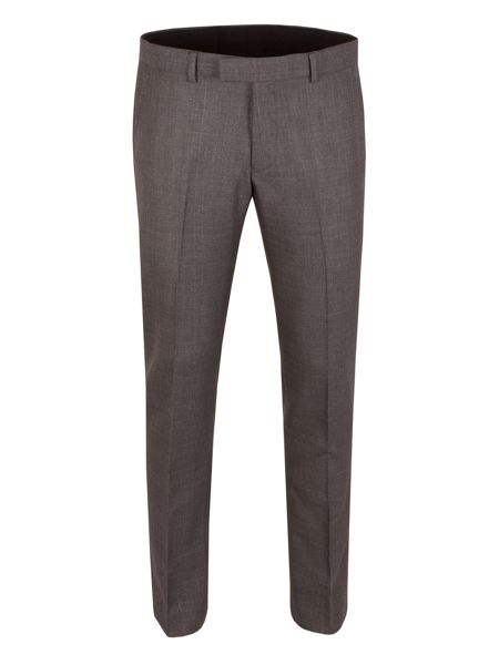 Limehaus Check Slim Fit Suit Trousers