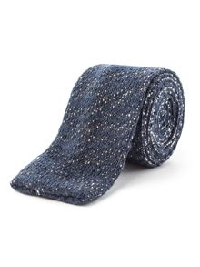 Ross knitted tie