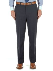Aston & Gunn Check Classic Fit Suit Trousers