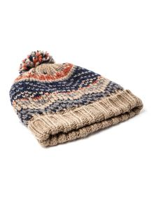 Lucas fairisle hat