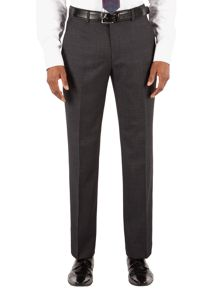Micro Regular Fit Trousers