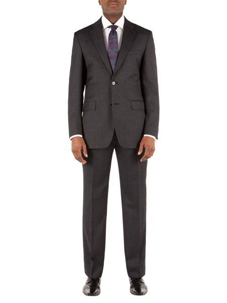 Alexandre of England Micro Regular Fit Trousers