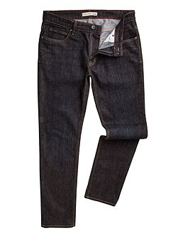 Marr slim fit raw rinse jeans
