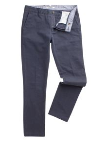 Racing Green Lawson Slim Fit Navy Casual Chino