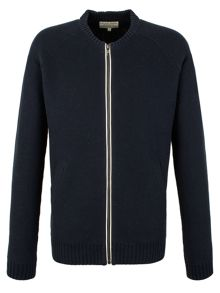 Bowling Knitted Bomber