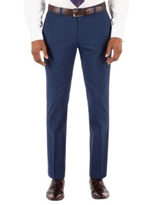 Plain Slim Fit Trousers