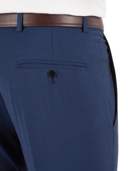 Alexandre of England Plain Slim Fit Trousers