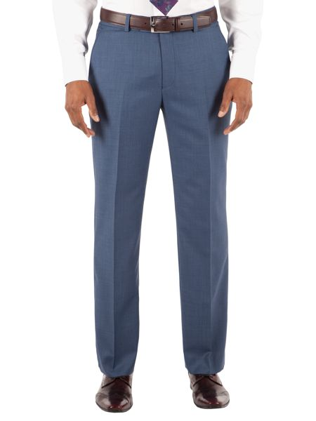 Alexandre of England Pick And Pick Regular Fit Trousers