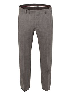 Prince Of Wales Check Tailored Trousers