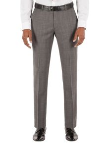Prince Of Wales Check Tailored Trouser
