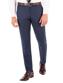 Limehaus Plain Twill Slim Fit Trousers
