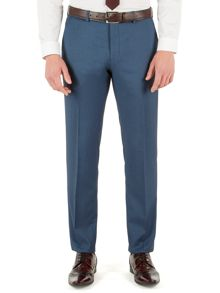 Limehaus Plain Slim Fit Suit Trousers