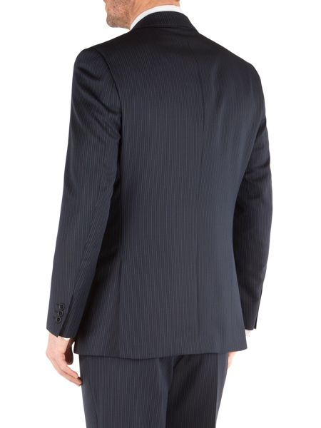 Pierre Cardin Stripe Regular Fit Jacket