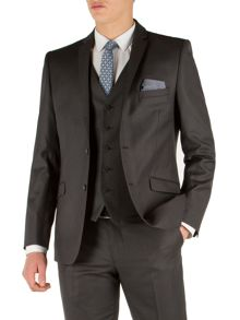 Limehaus Harrison Twill Slim Fit Suit Jacket