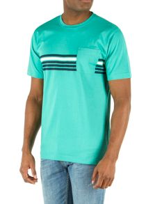 Russell Stripe T-Shirt